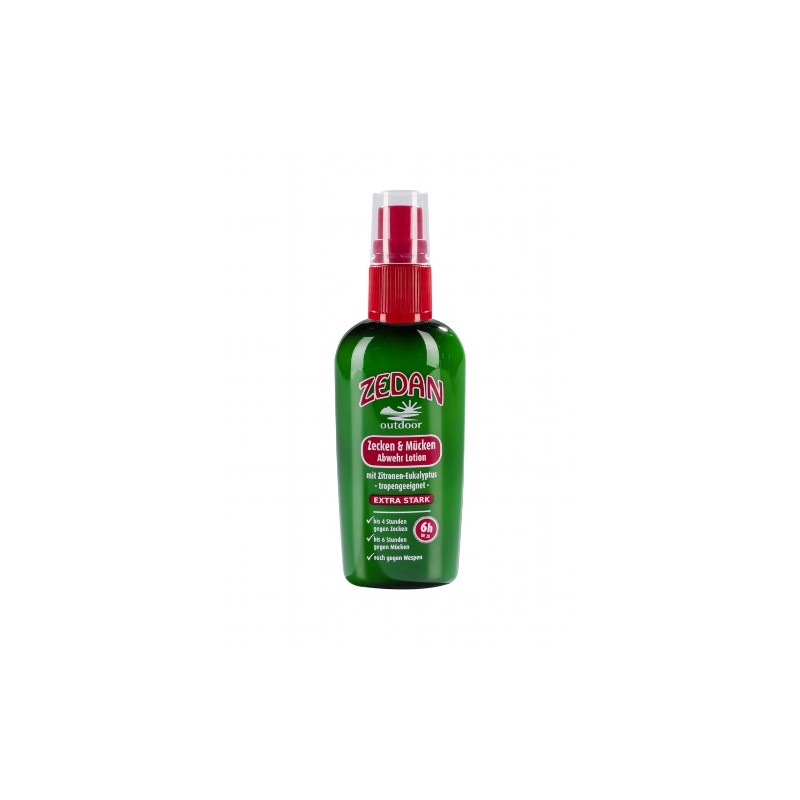 ZEDAN Outdoor tick and mosquito repellant Lotion - 100ml