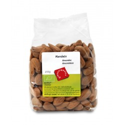 Green - organic almonds - 200g