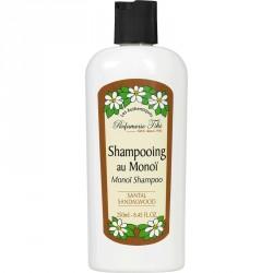 Monoi Tiki Tahiti, Monoi Tiare sandalwood Shampoo 250ml