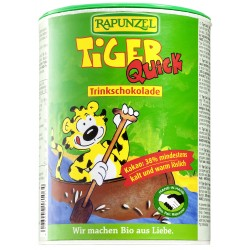 Rapunzel - Tiger Quick Instant drinking chocolate - 400g
