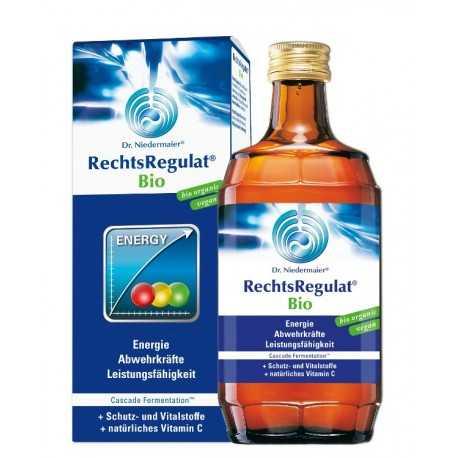 Le dr Niedermaier - Rechtsregulat Bio - 350ml