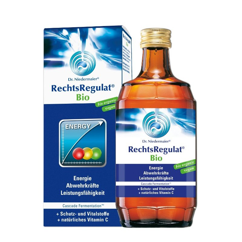 Dr. Niedermaier - legal regulation organic - 350ml