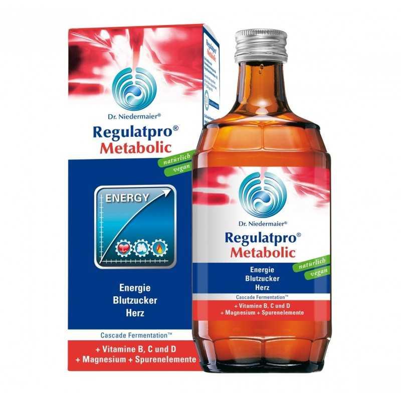 Dr. Niedermaier - RegulatPro Metabolic - 350ml