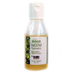 Nimi - Neem turmeric face cleanser - 25ml