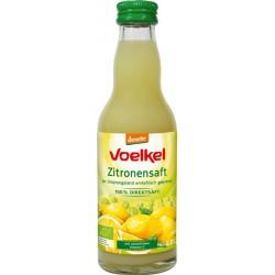 Voelkel - succo di Limone - 100% Direktsaft - 0,2 l