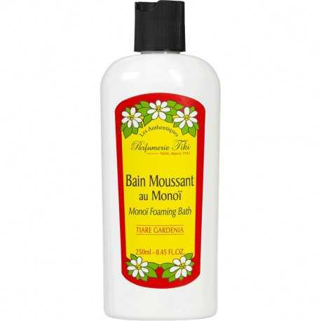Monoi Tiki Tahiti - Monoi Tiare Schaumbad - 250ml