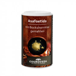 Cosmoveda - Asafoetida Fair Trade - 33g