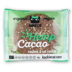 Kookie Cat - Hanfsamen und Kakaobruch - 50g
