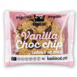Kookie Cat - Vanille und Chocolate-Chips - 50g