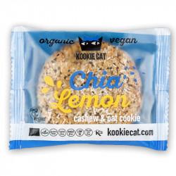 Kookie Cat - Chia und Zitrone - 50g