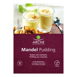 Ark - almond Pudding - 46g