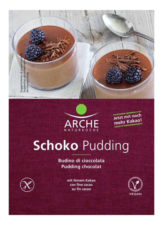 Arche Schoko Pudding 50g Neue Rezeptur