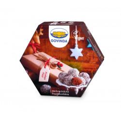 Govinda - Konfektauswahl Weihnachten Fruchtkugeln - 200g