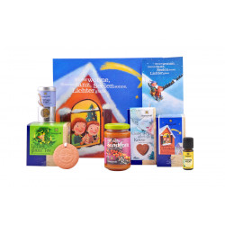 Sonnentor - Christkindl Geschenkkarton