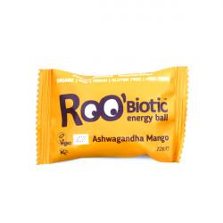 Roo'biotic - Energy Ball Ashwagandha Mango - 22g