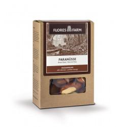 Flores Farm - Premium Noix du brésil Bio - 100g