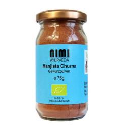 Nimi organic Manjista Churna - 75g