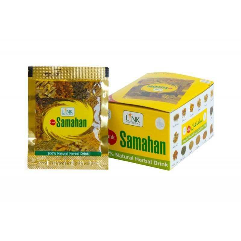 Link - Samahan Gesundheits-Tee Kräutertrunk - 40g