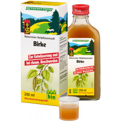 Schoenenberger birch - 200ml