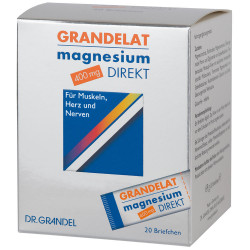 Dr. Grandel - Grandelat Magnesium directly - 20 envelopes