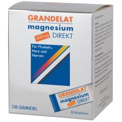 Dr. Grandel - Grandelat Magnesium direkt - 20 Briefchen