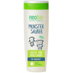 Neobio - Kids Duschgel und Badeschaum - 250ml