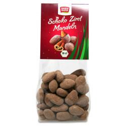 Rose garden - cinnamon-chocolate almonds - 100g