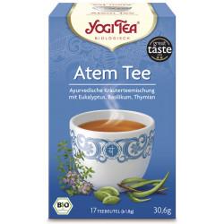 Yogi Tea, breathing tea, tea bag 17St