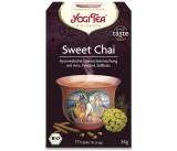 Yogi Tea - Sweet Chai Bio, Aufgussbeutel de 17St