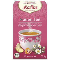 Yogi Tea - Frauen Tee Bio, Aufgussbeutel - 17St