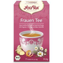 Yogi Tea women's tea organic tea bag - 17St