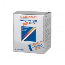 Le dr Grandel - Grandelat de Magnésium directement - 40 Pochettes