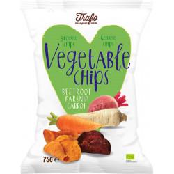 Trafo - Gemüse Chips - 75g
