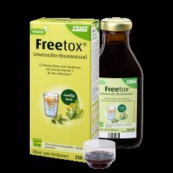 Schoenenberger - Freetox® dandelion-nettle 12-herbs-elixir - 250ml