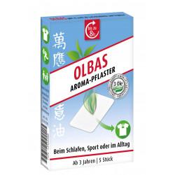 Salus - Olbas-aromatic-patch - 5 PCs