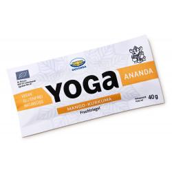 """Govinda - Bio Yoga Fermo """"Ananda"""" Mango-Curcuma - 40g"""