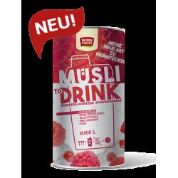 Rosengarten - Müsli to Drink - Beere Protein - 500g