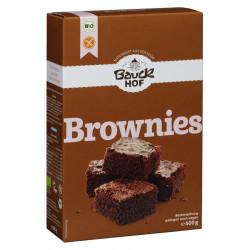 Bauckhof Brownies gluten-free-organic - 400g