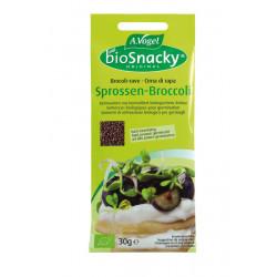 A. Uccello bioSnacky Germogli di Broccoli - 30g