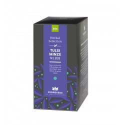Cosmoveda - BIO Tulsi Minze Tee - 17x1,8g