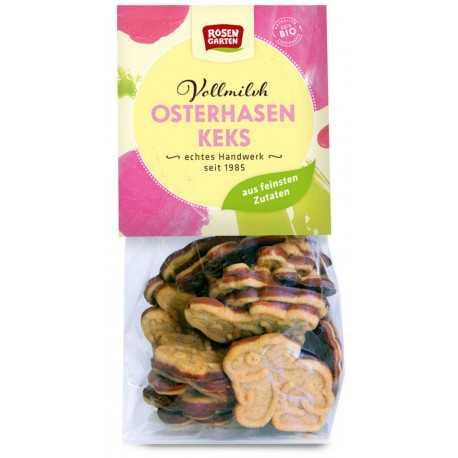 Rosengarten - Dinkel-Osterhasen-Keks Vollmilch - 150g