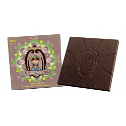 Mind sweets - the magic of spring chocolate shaman, 60% cocoa 50g