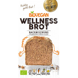 Biovegan - Brotbackmischung bien-être, BIO 320g
