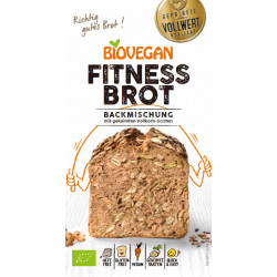 Biovegan - Bread Mix Fitness, BIO - 330g