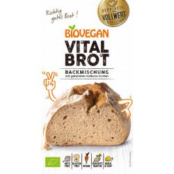 Biovegan - Brotbackmischung Vital, BIO - 315g