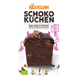Biovegan de Kuchenbackmischung Chocolate, BIO - 380g