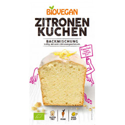 Biovegan - cake cake mix lemon, BIO 430g