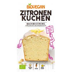 Biovegan de Kuchenbackmischung Limón, BIO - 430g