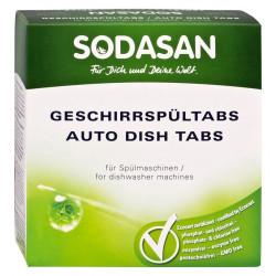 Sodasan - Geschirrspül-Tabs - 25 Stück