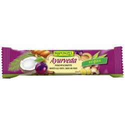 Rapunzel - Barre de fruits Ayurveda - 40g